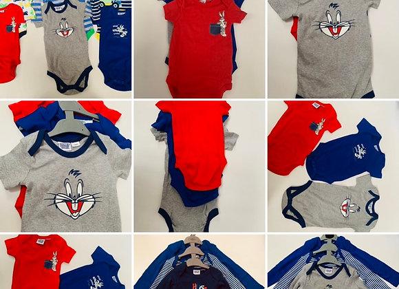 Baby suits long short baby girls Boys 1000 pcs £700