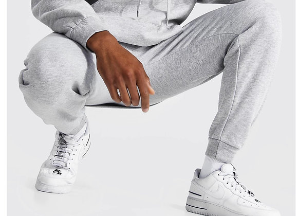 Joggers Skinny Fit Fleece Jogger Bottoms Trousers £4.00