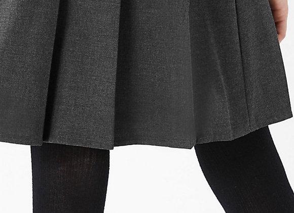 NAVY 2PCS  Girls Skirts School Uniform RRP £11  our price £1.00