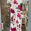 Thumbnail: Red floral print £5