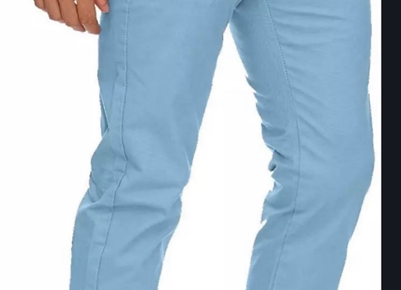 Chino 98% cotton slim fit £6