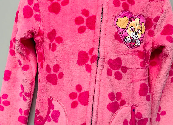 GIRLS LICENSE PAW PATROLFULL ZIP FLEECE JACKET £3