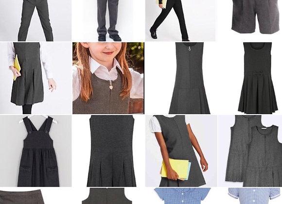 School uniform mix boys and gils 32000 pcs £1.00 each