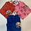 Thumbnail: Licence fleece 3 style mix £3.00