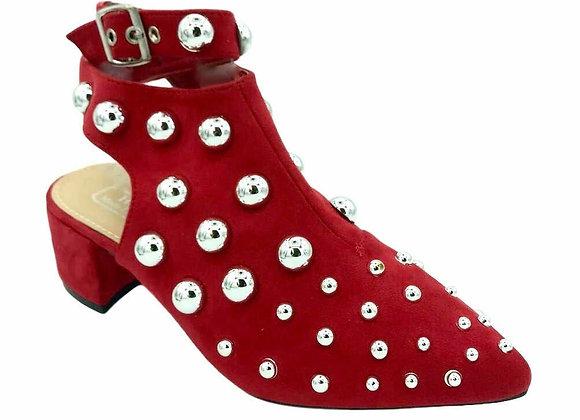 Ladies saddles red colours £2.50