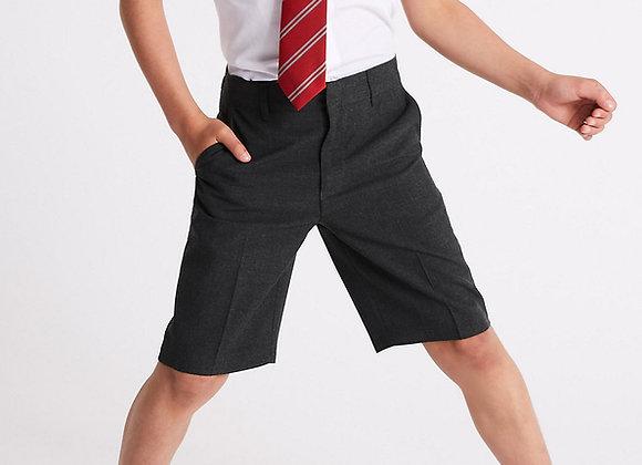 Boys' Slim Leg Slim Fit Short SIZE 2 TO 14 Yrs £1.50 per pc