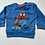 Thumbnail: BOYS EX STORE BIG HUGS EMBROIDERED TOP £1.50