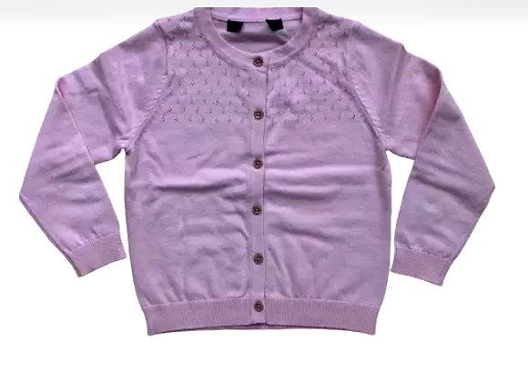 girls kids cardigan cardi stretch cotton baby 1 - 6 yrs ex store £2.00