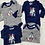 Thumbnail: BABY 6 PCS Loose Pack LONG SLEEVE VESTS BODYSUITS ROMPER BoyS
