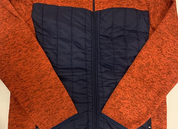 Mens  Full Zip Fleece Jacket - Adult Unisex Casual Coat -  XS to 3XL £5