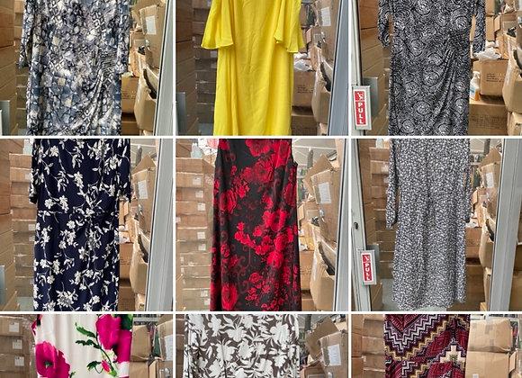 Ladies dress ex store job lot 1000 pcs £5