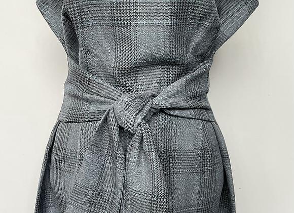 Grey jumbsuit