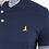 Thumbnail: Men's short sleeve polo cotton t shorts Brave soul £5