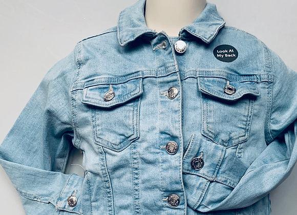 Denim jacket kids girls £3.00