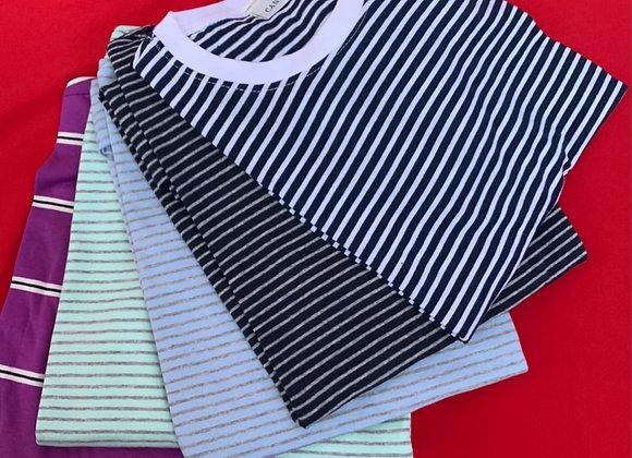Men's cotton t shirts short sleeve £1.25