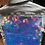 Thumbnail: Girls Light Denim Western Style Jacket with Mermaid Sequin Back Sizes from 3 to