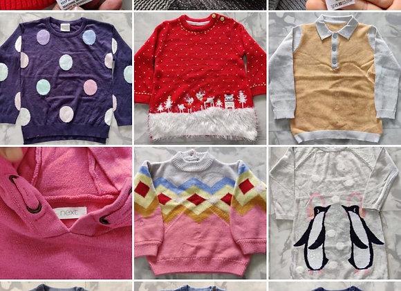 kids, boys & girls winter items @£2.00