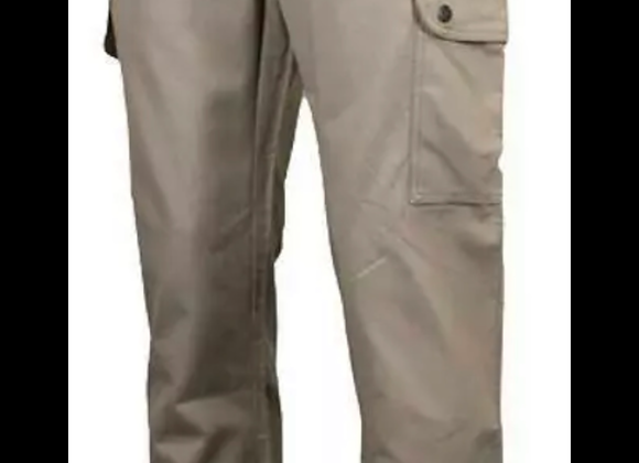Mens Multi Pocket Active Cargo Trousers Workwear Pant with Pockets for  £5