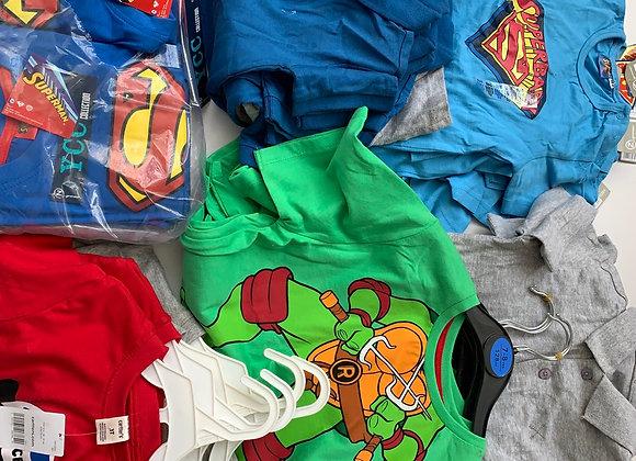 Mix parcel kids chain store 500 pcs @£500