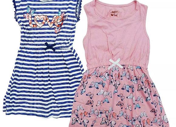 Girls summer dress 2/14 years £2.50