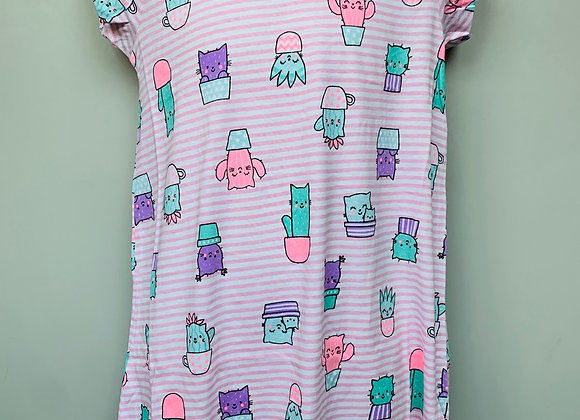 Girls  EX hight street brand SMART PRINTED TOP   3 Yrs -9yrs £2.00