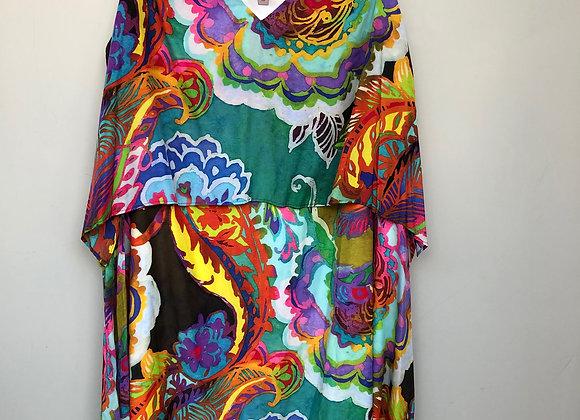 Women Rainbow Colour Dress Size 6 to 16 12pcs /£72.00