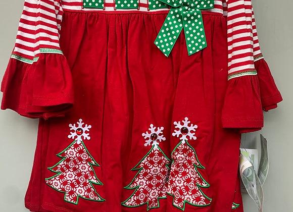 Kids Girls Christmas  dress 1/6 years £4