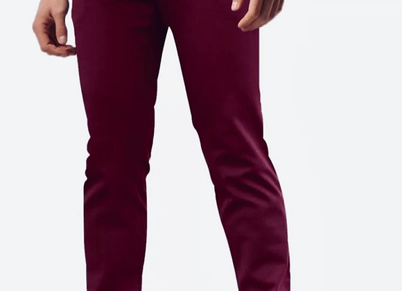 Plum Mens Chino Stretch cotton rich trousers  RRP £36.00  outs preicec£5