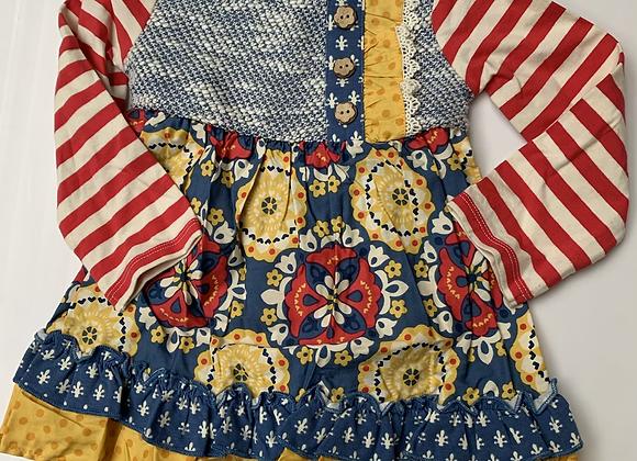 Girls dress  USA brands Ex store £2.50  0/12 to 4 years