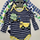 Thumbnail: Baby suits  long sleeve 100% cotton 3 pcs £3.00