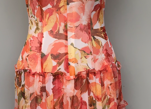 Women Orange Dress Size 6 to 16 12pcs /£72.00