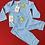 Thumbnail: Baby Boy EX- Bambini Baby Outfit blue  Set Little kids newborn - 18months£2.50