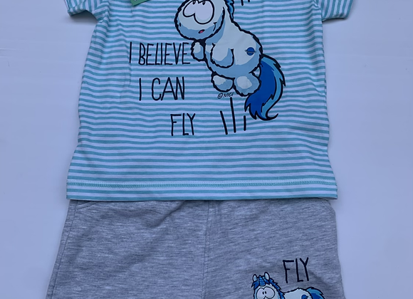 BOYS 2 PIECE NICI SETS£* 		Style numbersizes: 3-24 MONTHS price £2.50