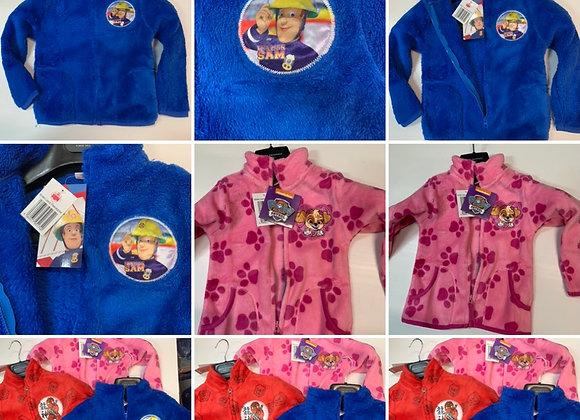 Kids fleece Boys Girls 2/6 years £3
