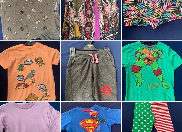 Kids mix chain store all new job lot 500 pcs @£1.00