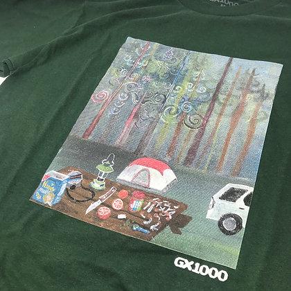 GX1000 'Camping' T-shirt