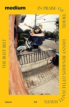 Medium Skate Mag Issue 4
