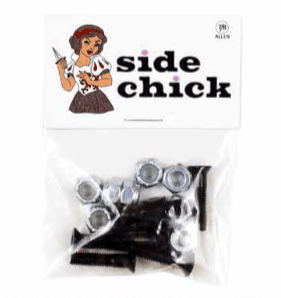 Side Chick 7/8 Allen Bolts