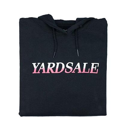 Yardsale 'Fade Hoodie' - Black