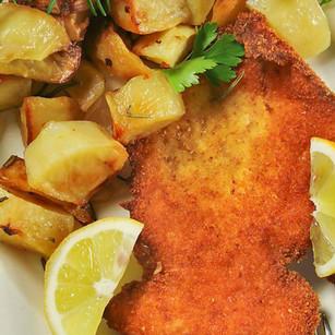 G Cotoletta di pollo patate al forno.jpg