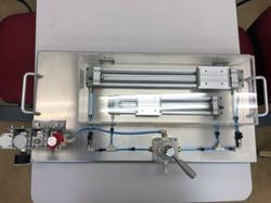 エア機器実験装置