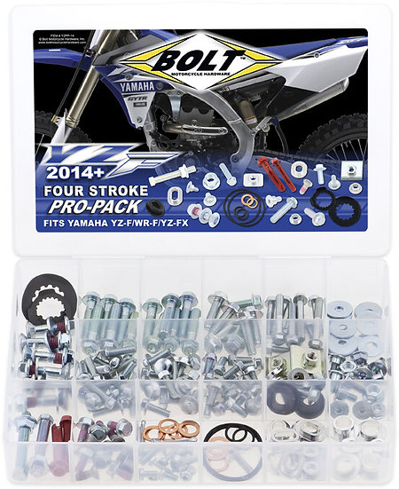 BOLT 4 STROKE PRO PACK YAMAHA 2014+ YZF