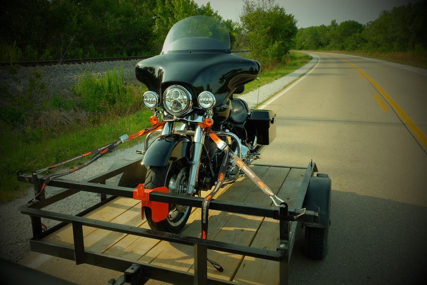 Harley Tested