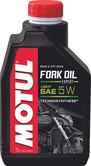MOTUL FORK OIL EXPERT 5W 1 L