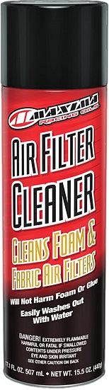 MAXIMA AIR FILTER CLEANER 15.5OZ