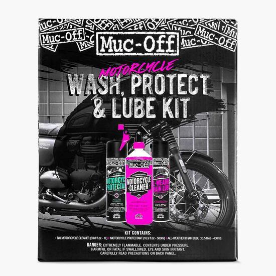 Muc-Off  Wash-Lube-Protect Bundle