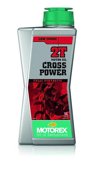 MOTOREX CROSS POWER 2T 1LT
