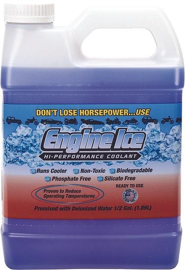 ENGINE ICE HI-PERFORMANCE COOLANT 0.5 GAL.