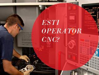 Angajam operatori CNC