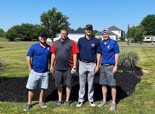 Harrington Parks & Rec 2021 Golf Tournament